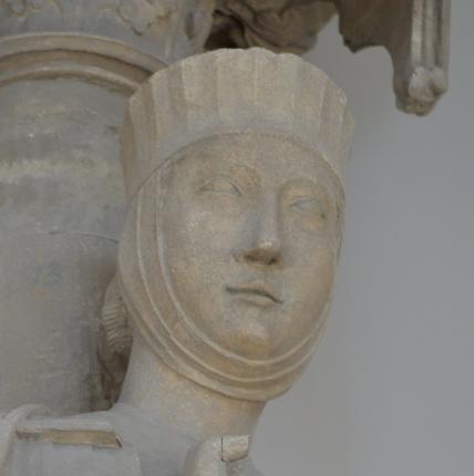 Fig 2. Début XIIIe, Cathédrale de Chartres. (Photo Sihame Cornetet, Cité de l'architecture)