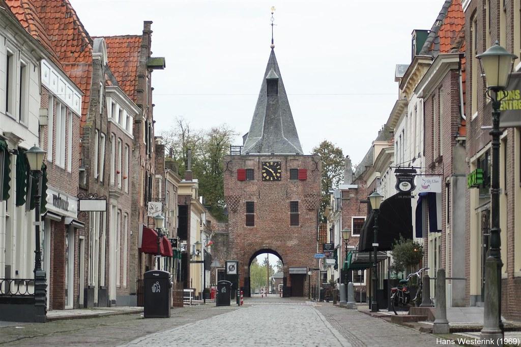Vischpoort Elburg