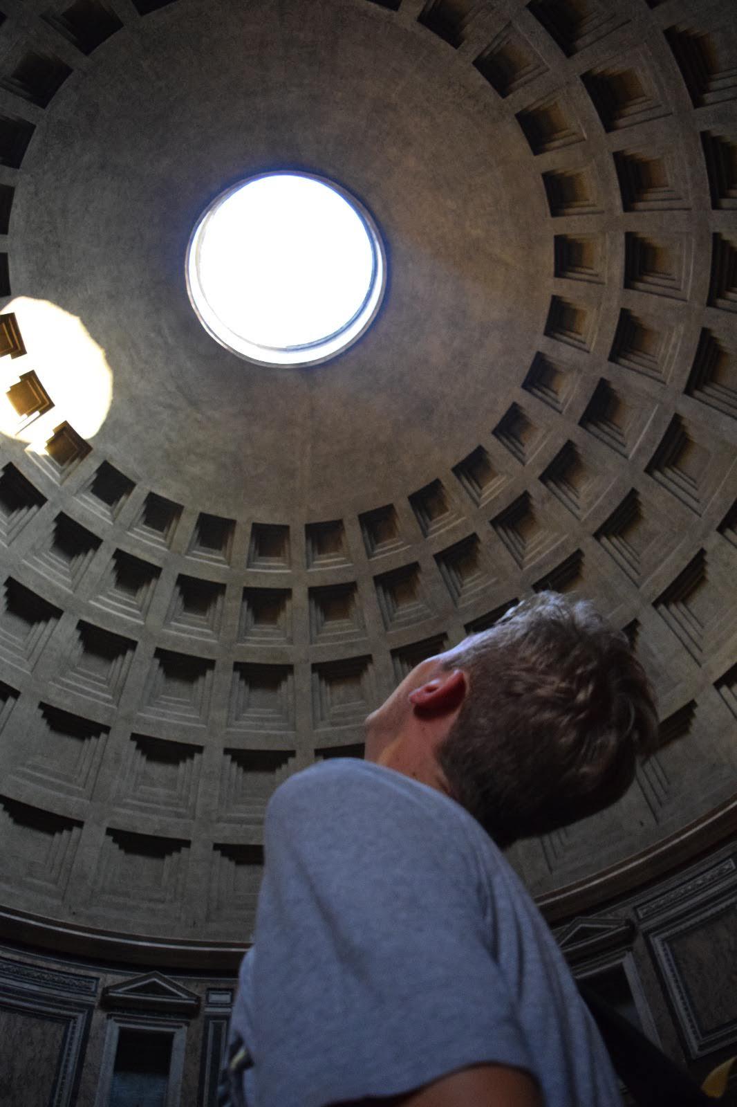 Im Pantheon