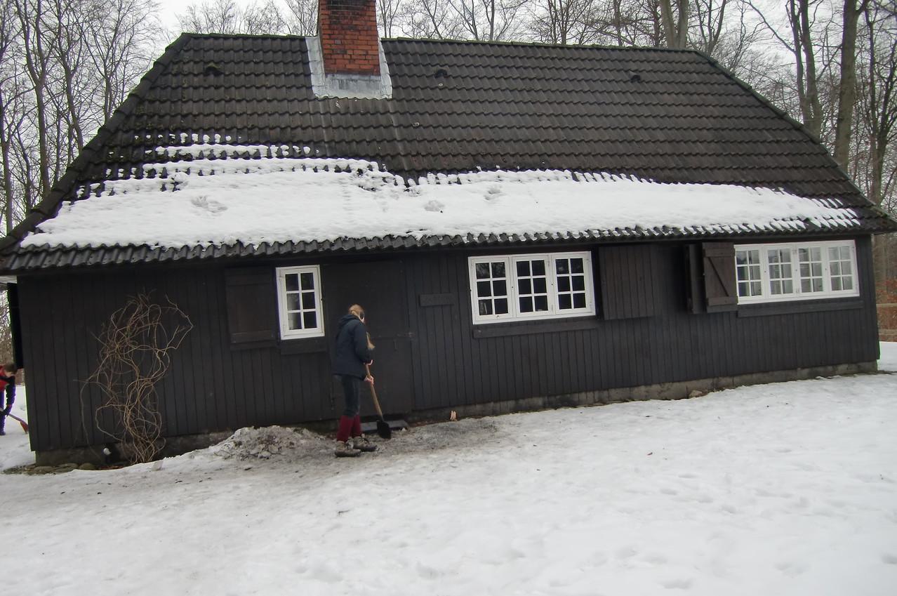 """Januar 2013 - """"Die Hohburg im Schnee"""" (2010)"""