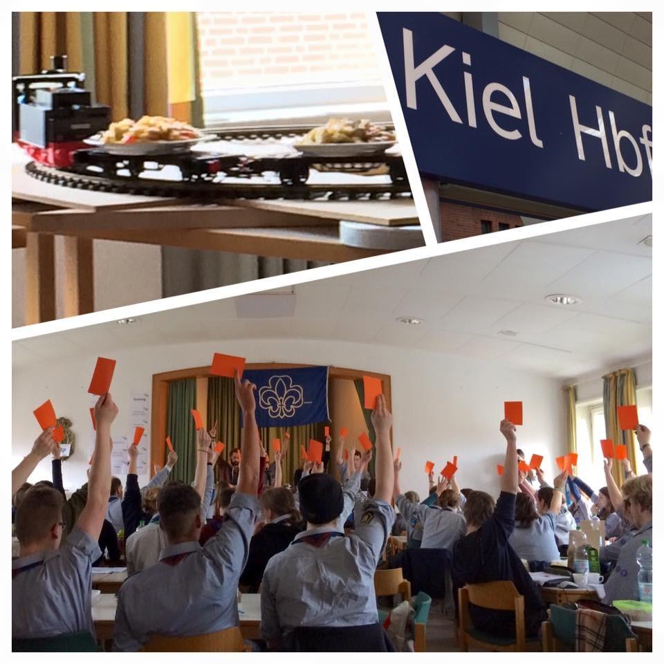 März 2016 - VCP-SH Landesversammlung in Kiel