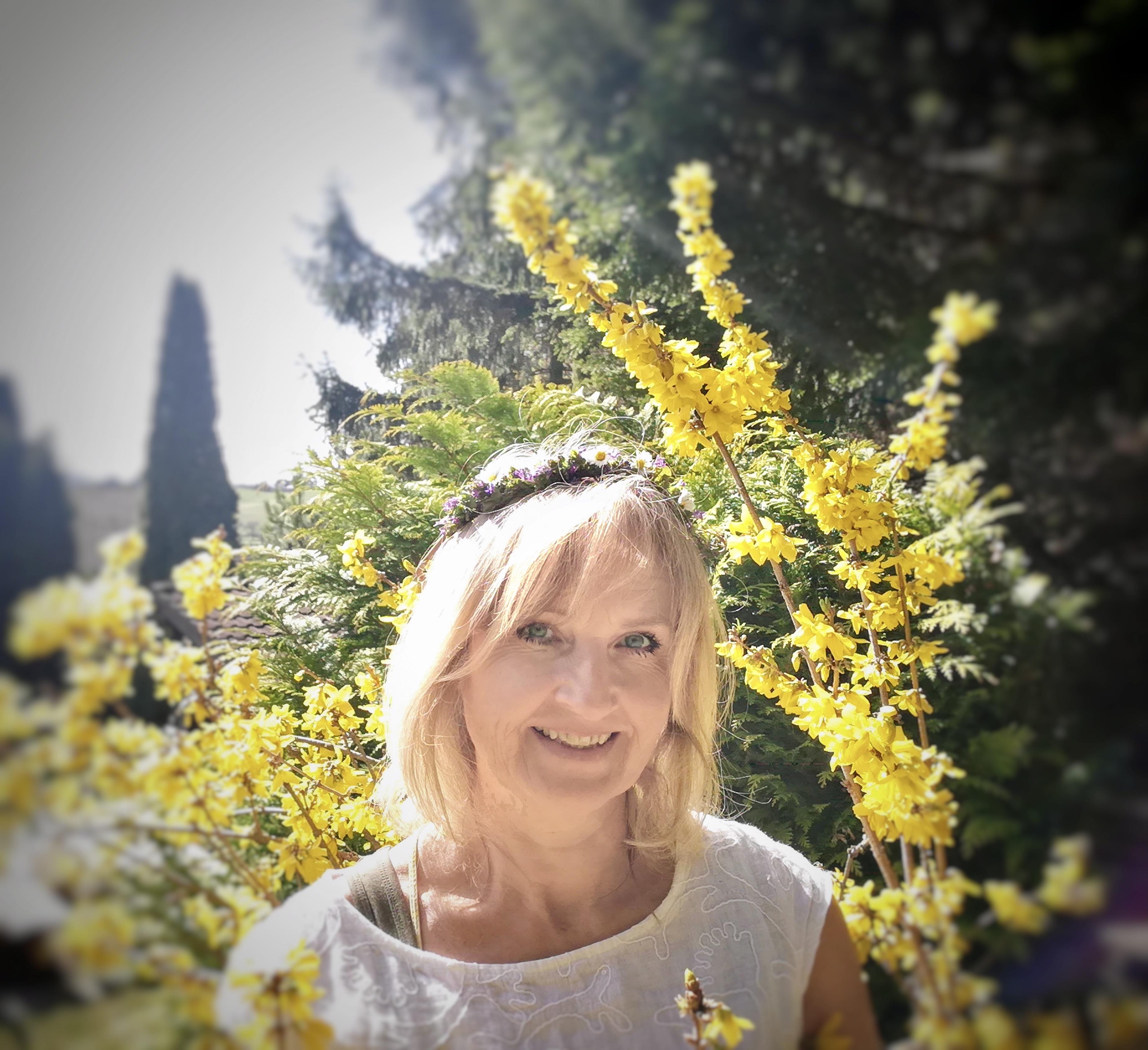 Silvia Fröhlich, Kräuterwanderung Wien