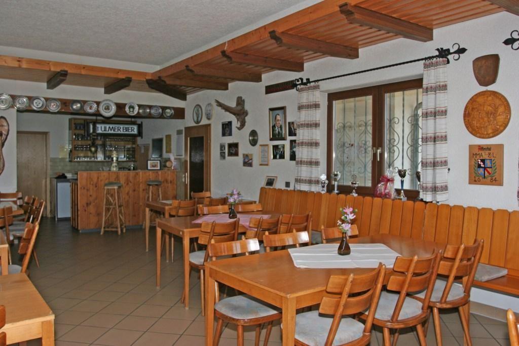 Schützenhaus - Eingangsbereich / Theke