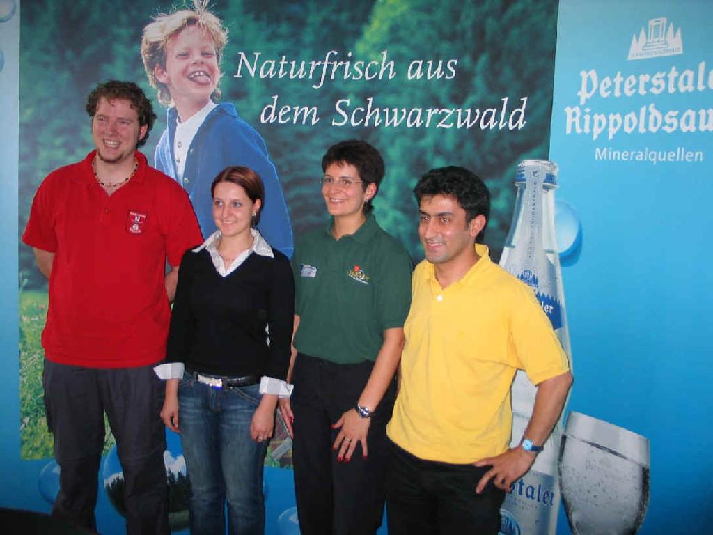 Pressekonferenz in Freiburg > Alle Teilnehmer aus Südbaden