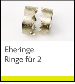 Eheringe - Ringe für 2