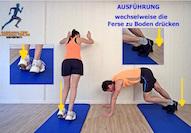 Physio Übungen, Stretchingübungen, Kräftigungsübungen, Mobilisationsübungen, Dehnungsübungen, Videos
