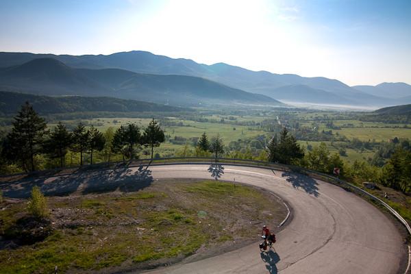 Übers Gebirge zur Adria