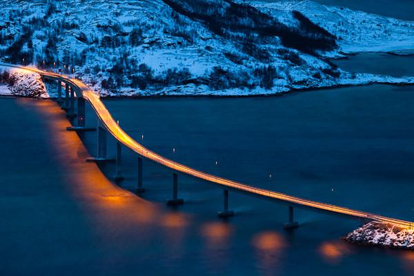 Sommeroya bridge