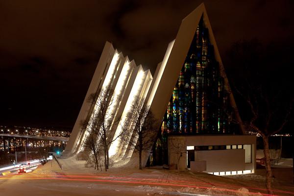 Eismeer-Kathedrale