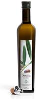 Flasche Davalia Olivenöl, Oliven, Karaffe