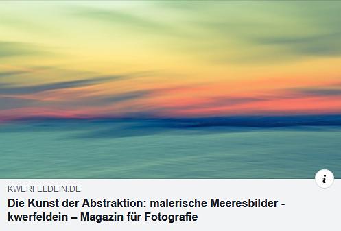 Kwerfeldein, Holger Nimtz, abstract seascapes, moderne Fotokunst, abstrakt, Meer,