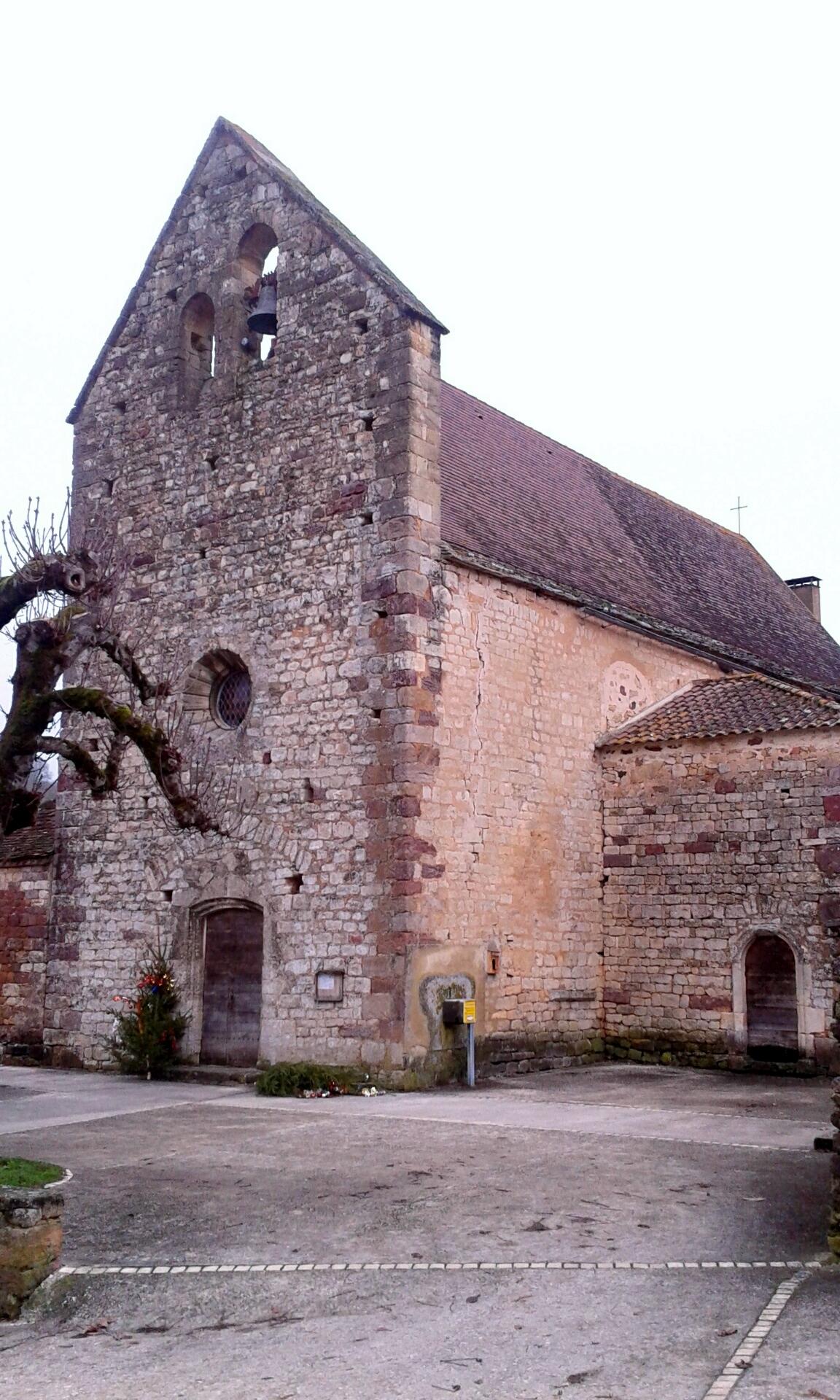 l'église de Grives