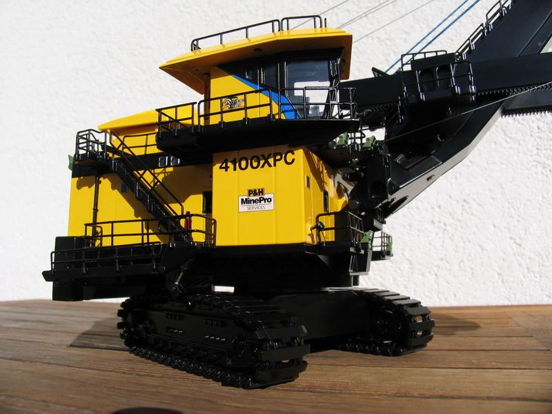 P&H 4100XPC von TWH