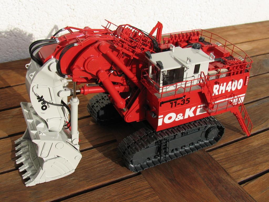 """O&K RH 400 """"Syncrude"""" Nr. 11-35 von OHS Models"""