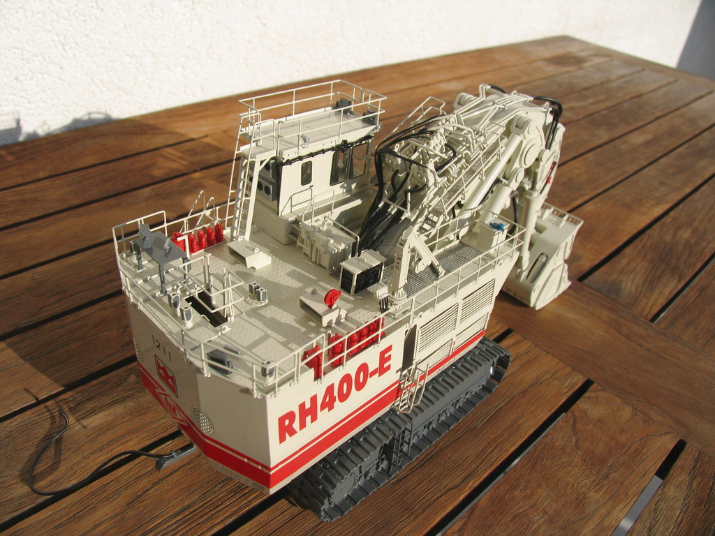 Das Modell wurde nur 50x produziert