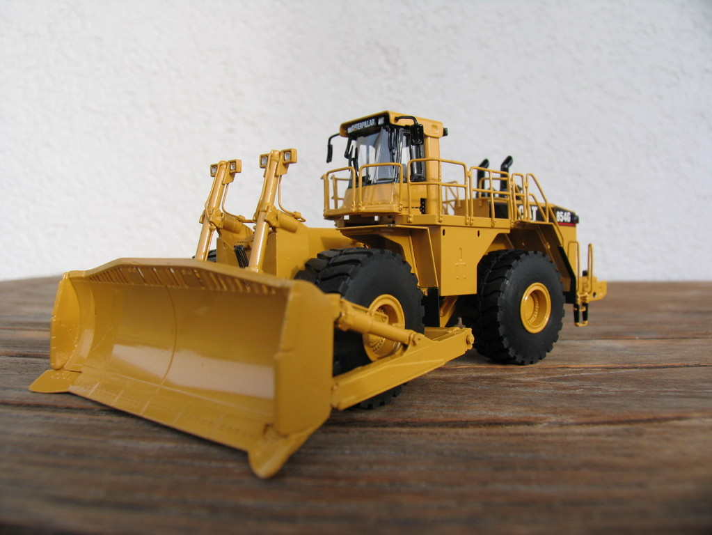 Caterpillar 854G Raddozer