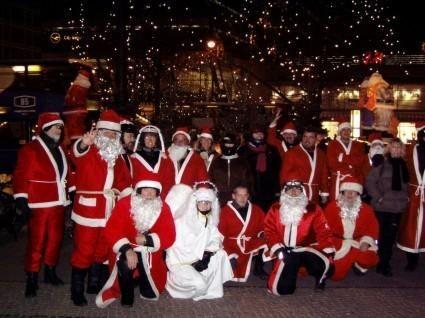 Die Berlin Christmas Biketour 2002