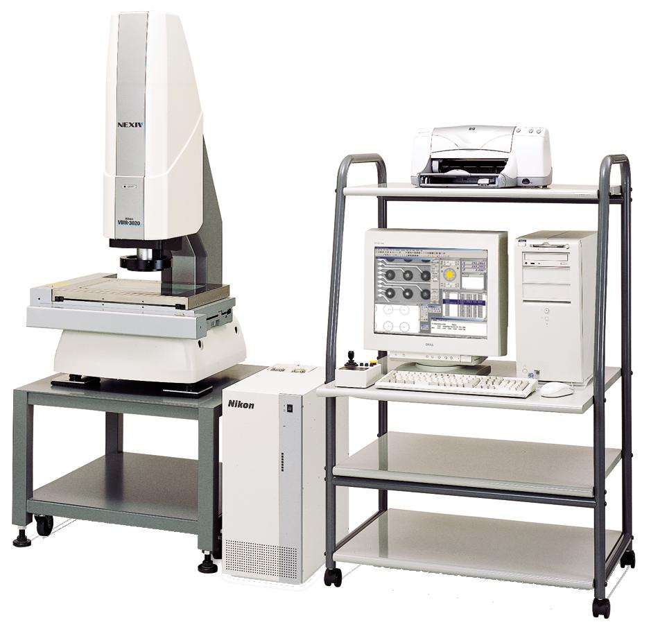 CNC画像測定システム(NEXIV)