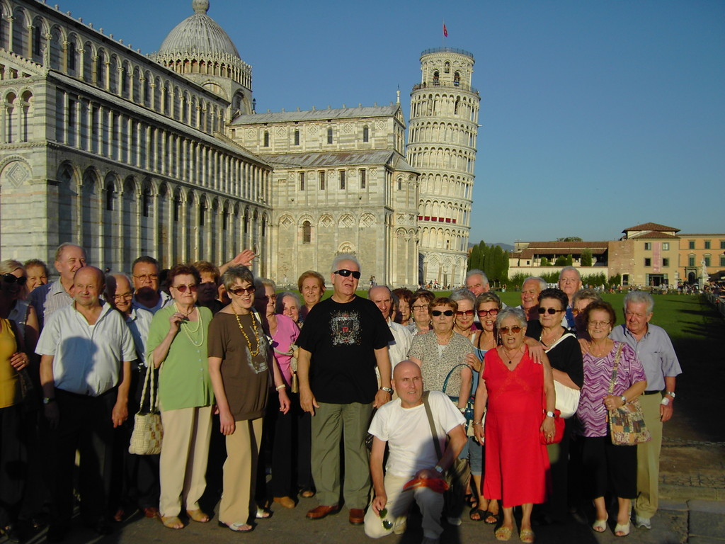 "Gita sociale ""Centro Insieme"", Pisa"