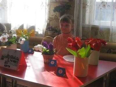 Кіоск з квітами чекає своїх покупців!