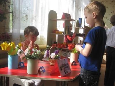 Вибрати квіти зовсім нелегко!