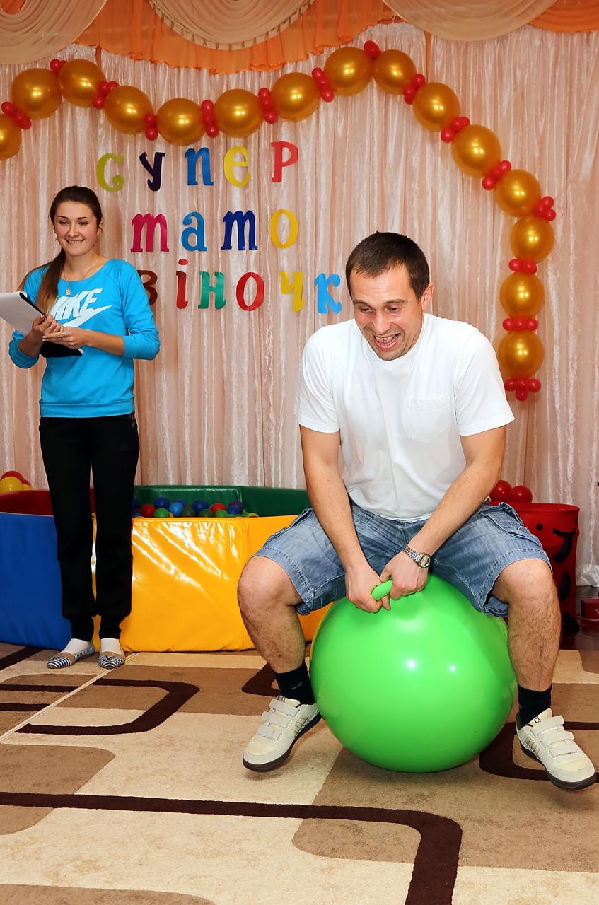 Супер - татусь Фадєєв Олександр Олександрович