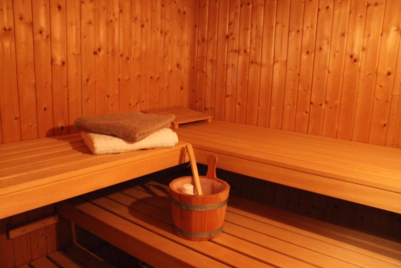 Sauna für das eigene Wellness Programm