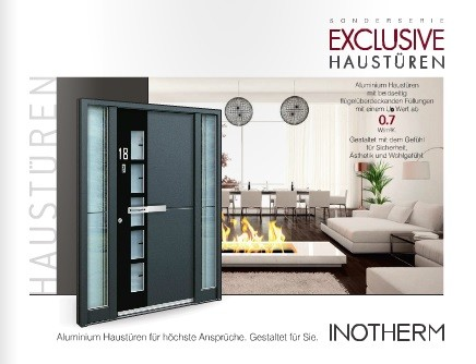 Inotherm Exclusive Sonderserie Katalog