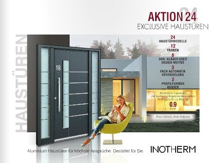 Inotherm Exclusive Aktion 24 Prospekt