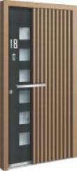 Inotherm Haustür Exclusiv 3D AA 226