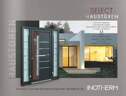 Inotherm Sonderserie Select