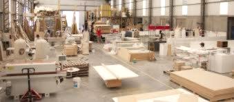 Mas de 12000 m2 de fabrica para realizar mobiliario para hoteles, restaurantes, hoteles.