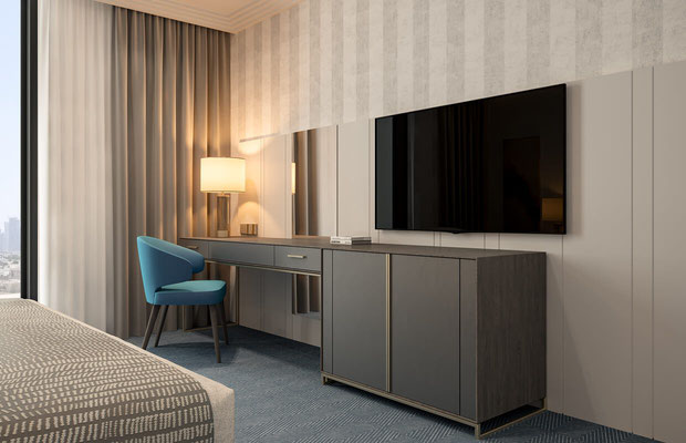 Furniture for hotel room