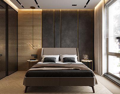 Hotel room design and furniture
