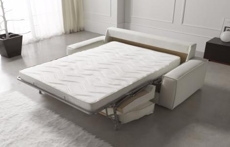 Sofa cama para apartamento.