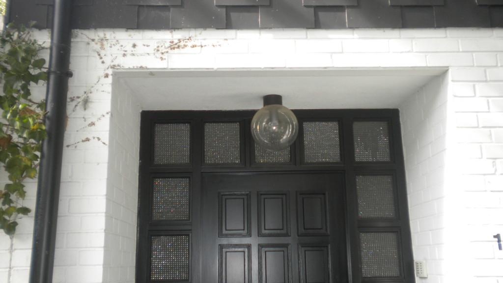 Fassadenreinigung Vorher