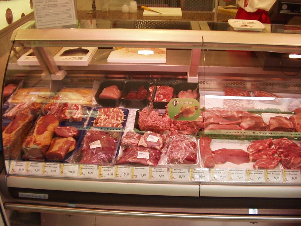 Melchendorfer Markt Theke 1