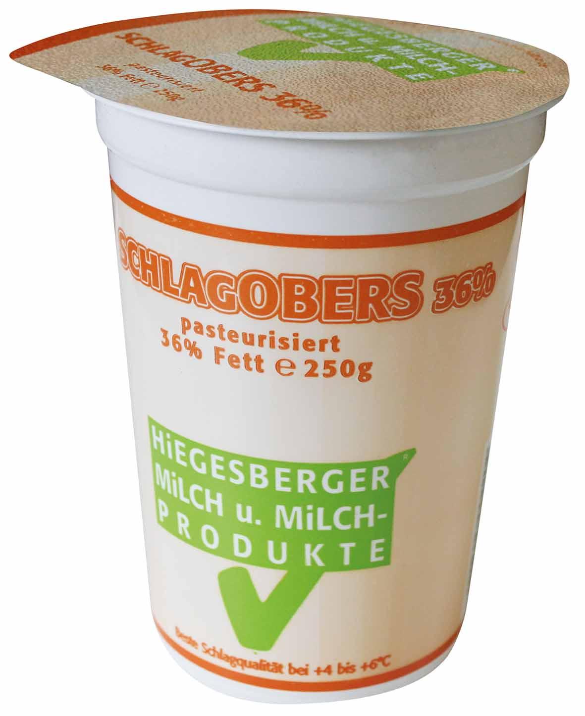Hiegesberger_Schlagobers_36%_Fett_250g