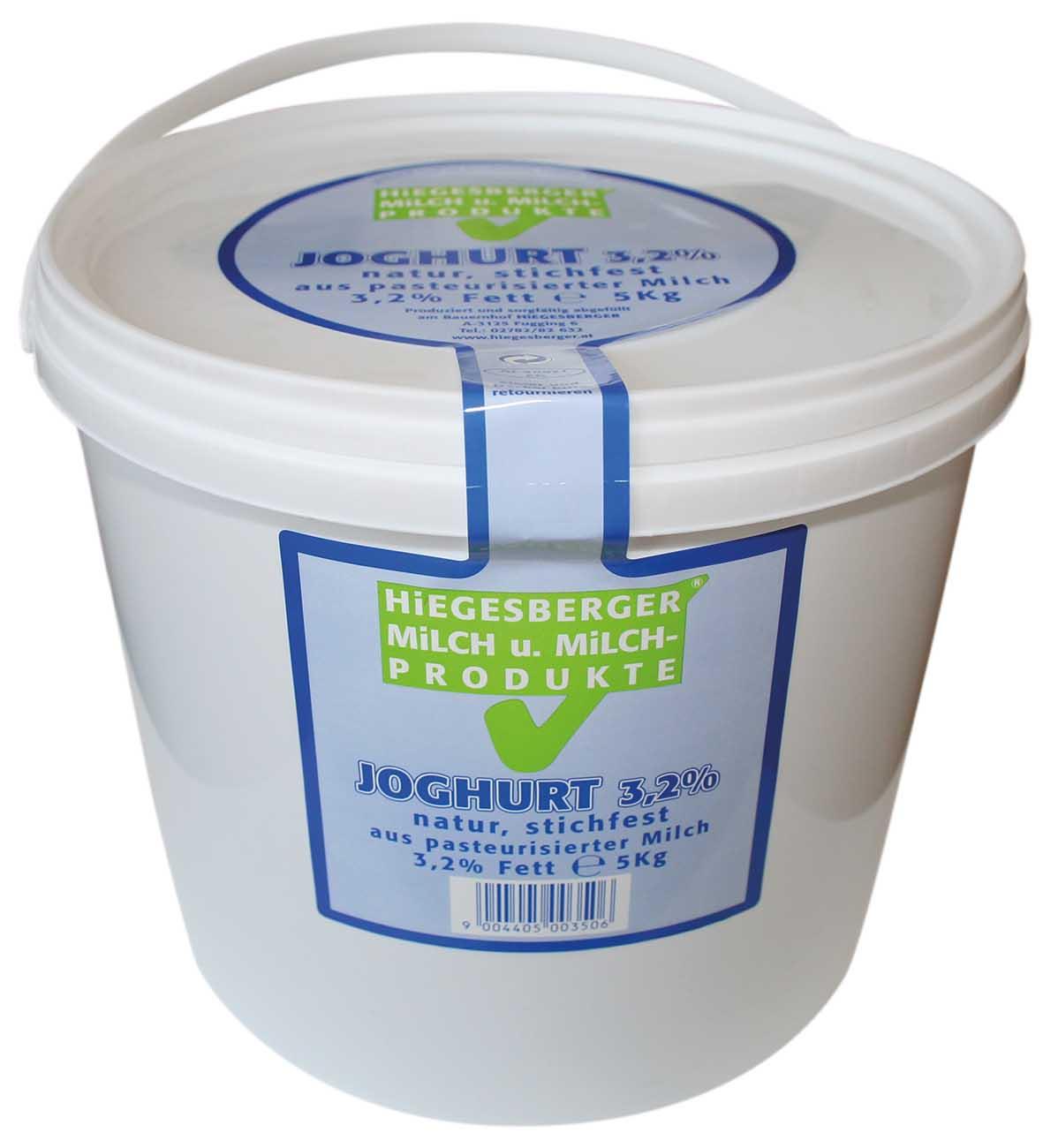 Hiegesberger_Joghurt_3,2%_Fett_5kg