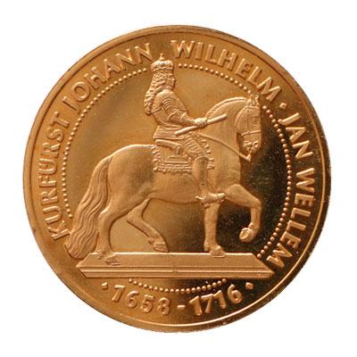 Goldmedaille Jan Wilhelm Kurfürst von der Pfalz