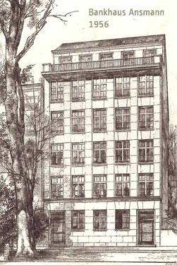 Bankhaus Ansmann 1956