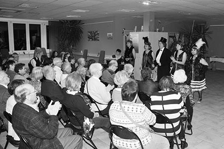 Odeon Ladies wieder im im extrafit Bietgheim-Bissingen, Fitnessstudio 50+