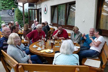 Grillabend extrafit Bietigheim-Bissingen, Fitnessstudio 50+