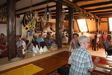 Bustour Landesgartenschau mit unseren Mitgliedern  von extrafit Bietigheim-Bissingen, Fitnessstudio 50+
