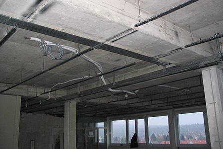 Umbau extrafit Bietigheim, Fitnessstudio 50+