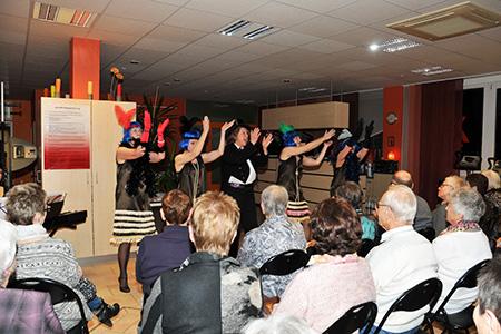 Odeon Ladies wieder im extrafit Bietgheim-Bissingen, Fitnessstudio 50+