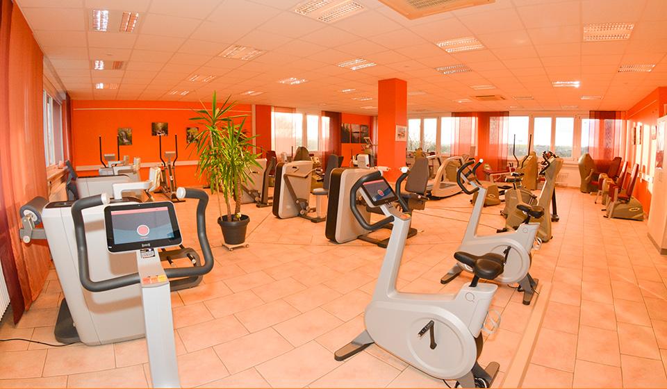 Der neue Milon Q - Gesundheitszirkel im Extrafit in Bietigheim-Bissingen