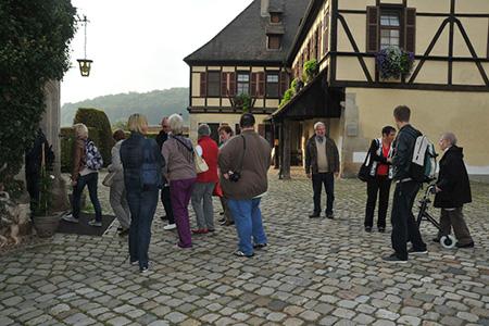 Jahresausflug mit dem Bus von extrafit Bietigheim-Bissingen