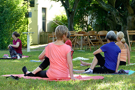 Gesundheit, Training, Yoga Bietigheim extrafit