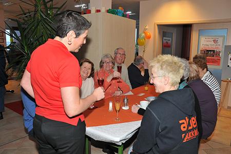 5. Geburtstag von  extrafit Bietigheim-Bissingen, Fitnessstudio 50+